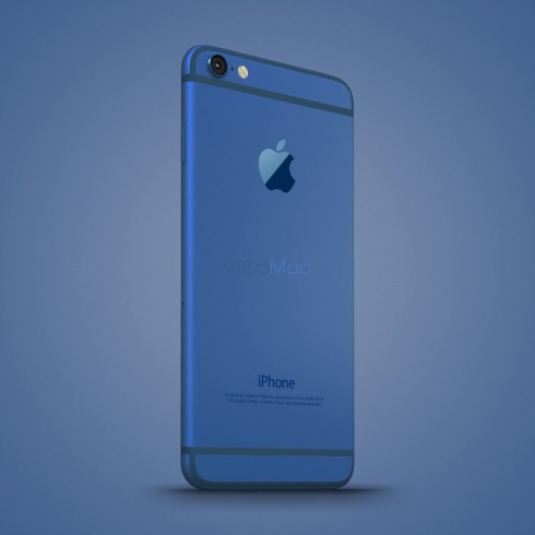 iPhone 6c 2016 render 4