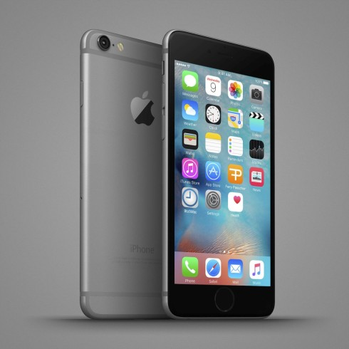 iPhone 6c 2016 render 6