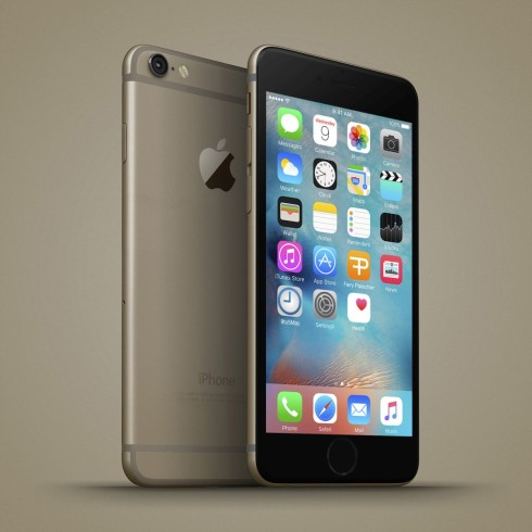 iPhone 6c 2016 render 7