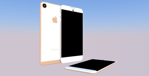 iPhone 7 Edge concept daniel john elenio 1