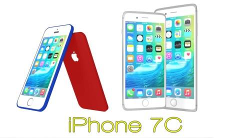 iPhone 7C 2016 Delta concept 1