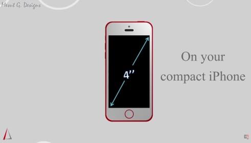 iPhone 7C 2016 Delta concept 2