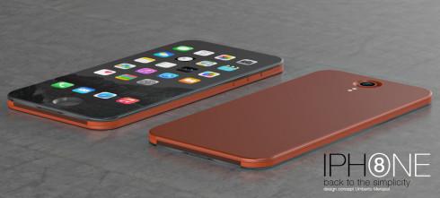 iPhone 8 concept Umberto Menasci 4