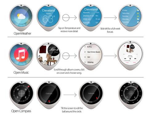 Apple Watch universal remote concept 2