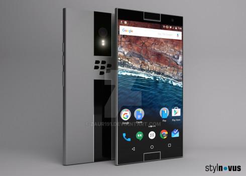 BlackBerry Nova concept design 1