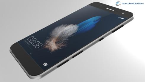 Huawei P9 realistic render (6)