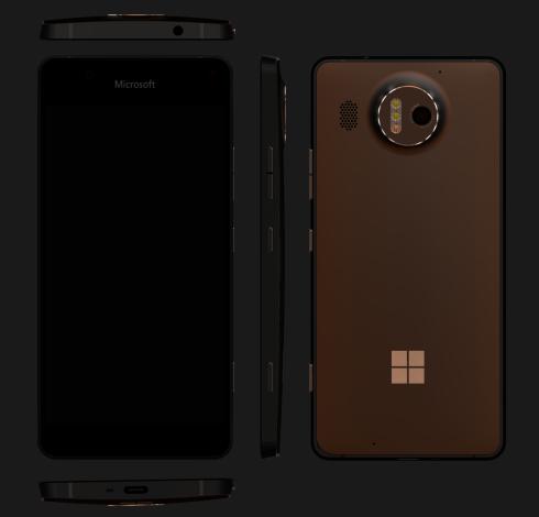 Microsoft Lumia 955 concept design 1