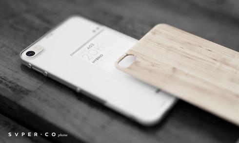 SVPER concept smartphone minimalistic 7