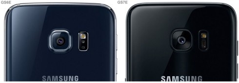 Samsung Galaxy S6 Edge versus Galaxy S7 Edge 2