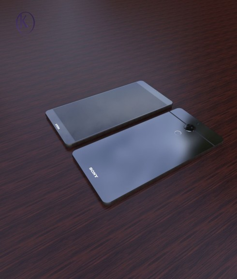 Sony Xperia W1 series concept phones 3