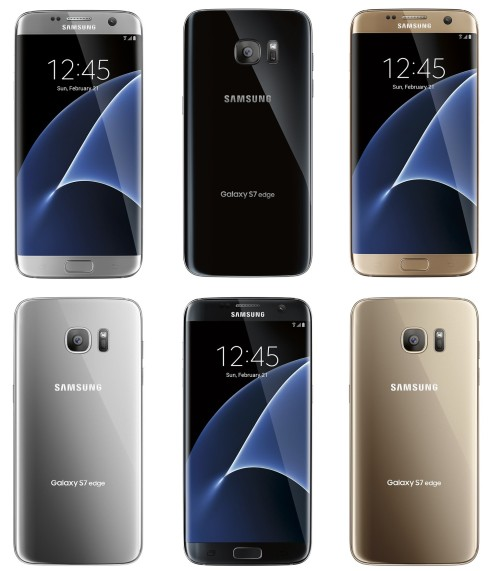 evleaks galaxy s7 galaxy s7 edge colors