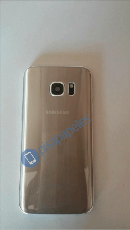 galaxy s7 gold leak 2