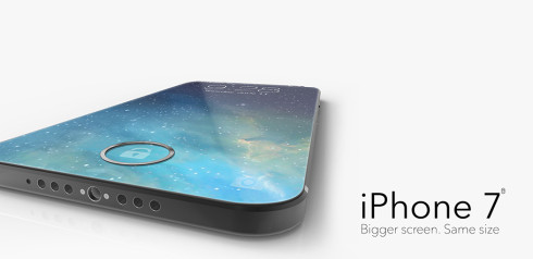 iPhone 7 concept Eduardo Guerrero 1