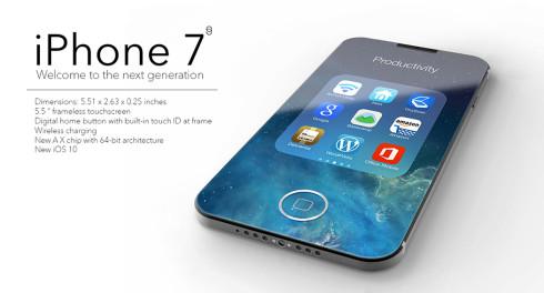 iPhone 7 concept Eduardo Guerrero 2