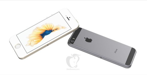 Apple iPhone SE render Tomas moyano 2