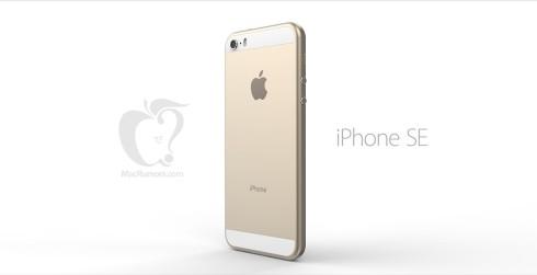 Apple iPhone SE render Tomas moyano 4
