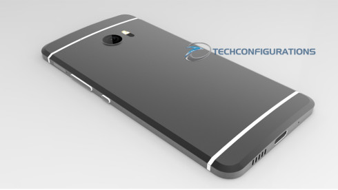 HTC 10 final 3d render updated (2)