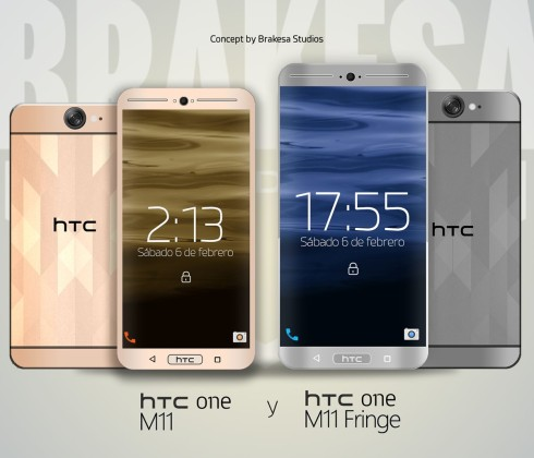 HTC One M11 concept design 2
