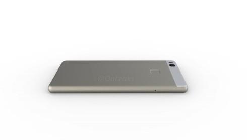 Huawei P9 Lite render (2)