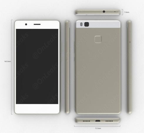 Huawei P9 Lite render (7)