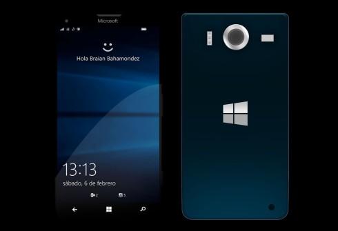 Microsoft Lumia 1313 concept 1