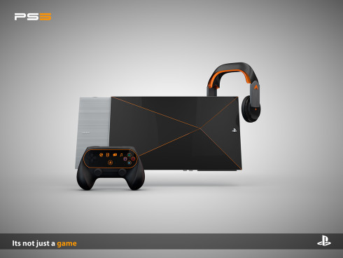 PlayStation 5 concept design  (1)