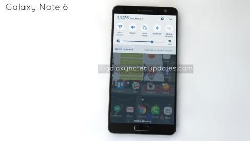 Samsung Galaxy Note 6 concept 6 inch  (2)
