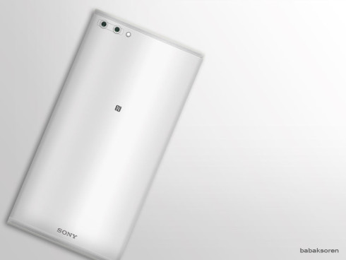 Sony Xperia X1 concept Babak Soren 2