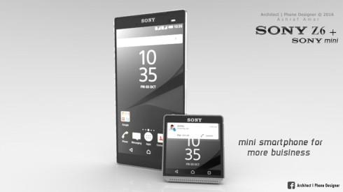 Sony Xperia Z6 concept ashraf amer (4)