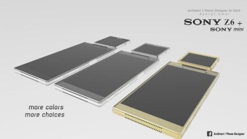 Sony Xperia Z6 concept ashraf amer (8)