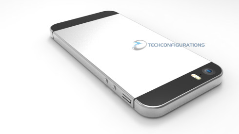 iPhone 5SE 3D rendering techconfigurations  (2)