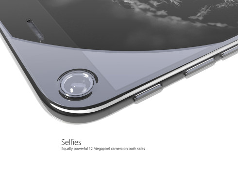 iPhone 7 sapphire molded glass concept  (4)