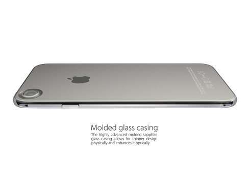 iPhone 7 sapphire molded glass concept  (5)