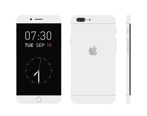 iPhone 8 concept Andrew Fox