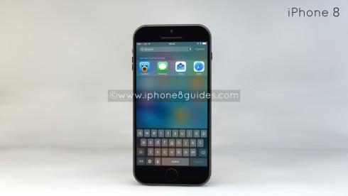 iPhone 8 concept rishi ramesh 1