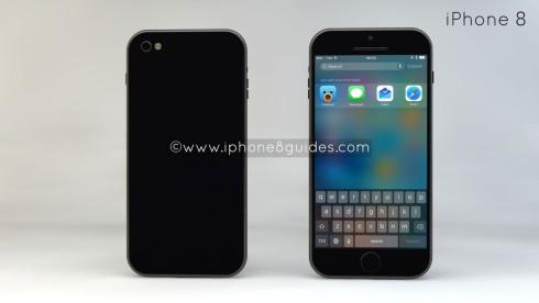 iPhone 8 concept rishi ramesh 2
