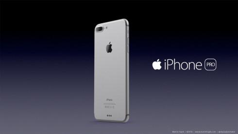 iPhone Pro concept martin hajek 1
