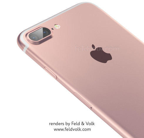 iphone 7 plus render dual camera