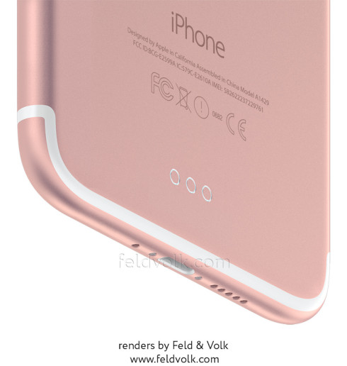 iphone 7 render new antenna