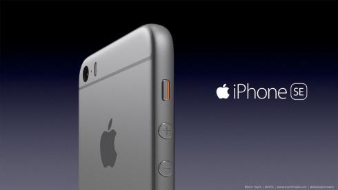 iphone se concept martin hajek (1)