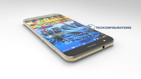 ASUS ZenFone 3 3D render (1)