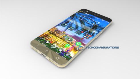 ASUS ZenFone 3 3D render (5)