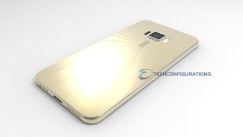 ASUS ZenFone 3 3D render (8)