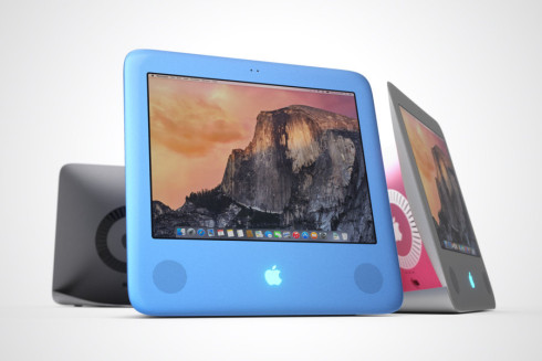 Apple eMac curved labs concept (2)