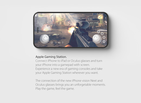 Apple iPhone Vision Next concept (2)