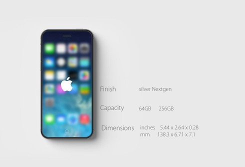 Apple iPhone Vision Next concept (3)