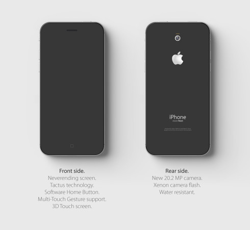 Apple iPhone Vision Next concept (4)