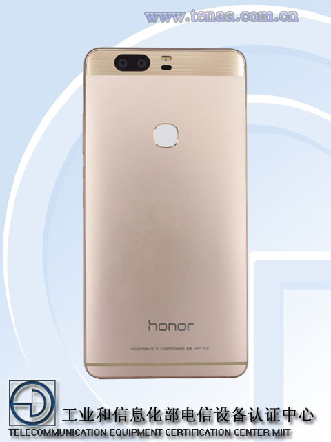 Huawei Honor V8 leak render (2)