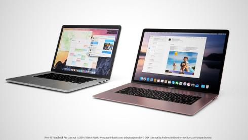 MacBook Pro concept Martin Hajek 2016  (1)