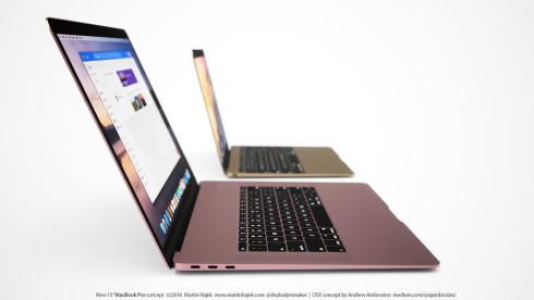 MacBook Pro concept Martin Hajek 2016  (2)